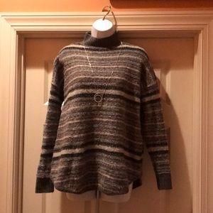 Cozy soft acrylic sweater